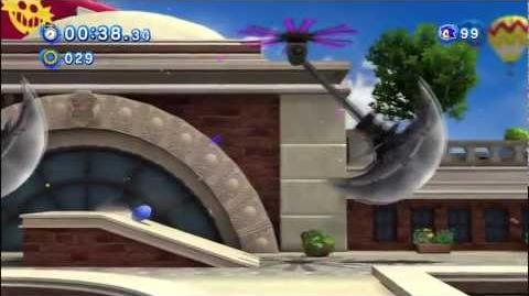 Sonic Generations Rooftop Run (Classic) 1080 HD