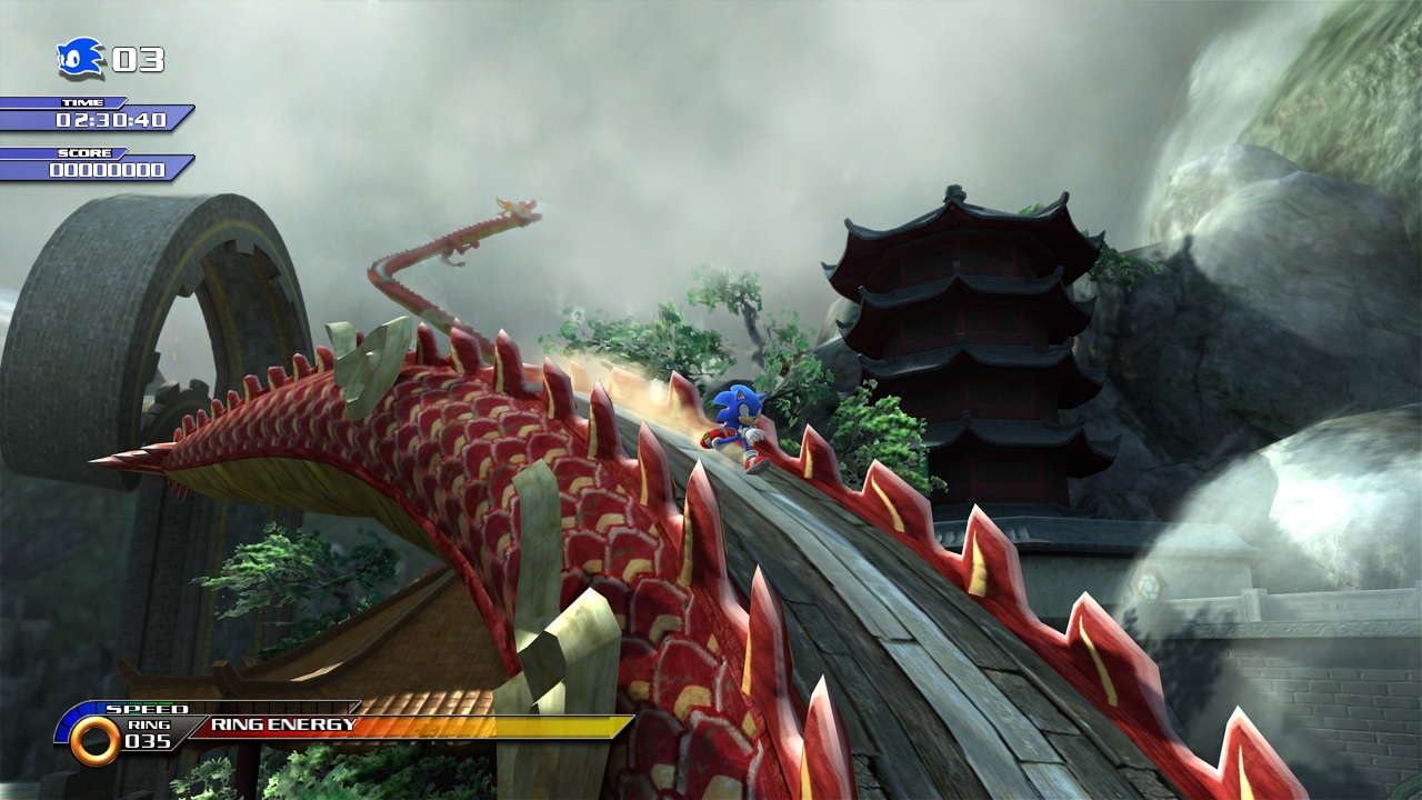 Dragon Road Sonic News Network Fandom Powered By Wikia