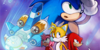 Sonic Chronicles: The Dark Brotherhood Chapter 7: Quest for the Chaos Emeralds