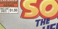 Archie Sonic the Hedgehog Issue 29