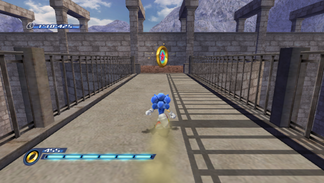 File:Rooftop Run - Day - Time Attack! Race for the goal! - Screenshot 5.png
