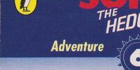 Sonic the Hedgehog Adventure Gamebook 6: Stormin' Sonic