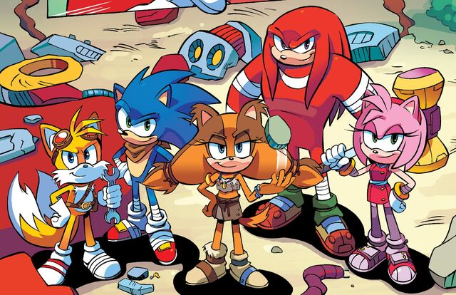 File:Team Sonic Sonic Boom Comic.jpg