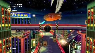 Sonic Adventure 2 (PS3) Radical Highway Mission 3 A Rank