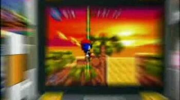 Sonic Advance 3 - Commercial 2