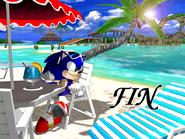 Sonic Adventure Fin
