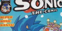 Sonic the Comic Issue 196