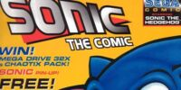 Sonic the Comic Issue 58