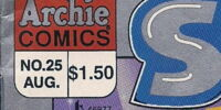 Archie Sonic the Hedgehog Issue 25