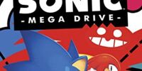 Sonic: Mega Drive (graphic novel)