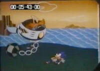Wrecking Ball Eggmobile in the AoSTH pilot