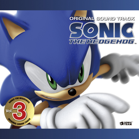 File:Sonic the Hedgehog Original Soundtrack Volume 3.png