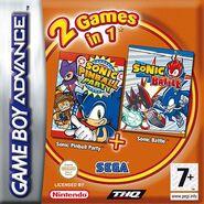 Sonic Pinball Party Battle