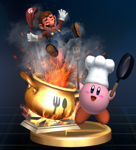 File:Cook Kirby - Brawl Trophy.png
