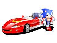 Sonic Pose 4