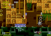 Sonic Labyrinth Zone