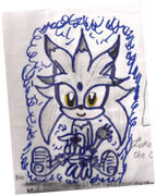 Luke the cat by bettyarmado-d4bcupw