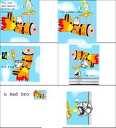 Sam and Macca comic 1
