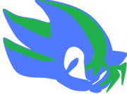 Chaotic the hedgehog-logo