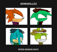 Armadilloz-Speed Demon Days