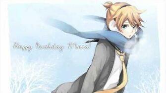 Soundless Voice 【Lizz】「HAPPY BIRTHDAY MARA!」