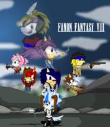 Fanon Fantasy VIII - finished