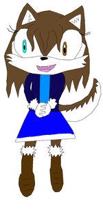 Bella the Husky