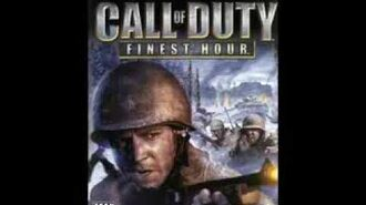 Call of Duty Finest Hour The Flag Must Fall