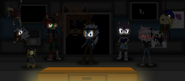 Five Nights at Jonic's Unanimated