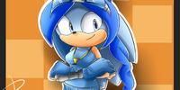Reens the Hedgehog