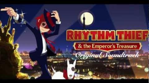 Rhythm Thief Original Soundtrack - Throwdown with Napoleon