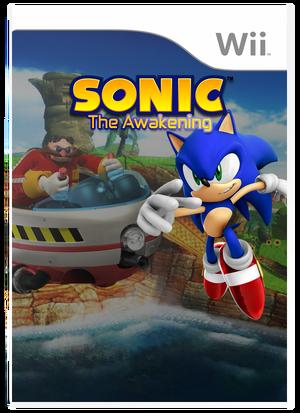 SonicTheAwakeningBoxart