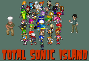 Total Sonic Island 2