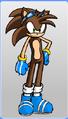 Bladez in Sonic Riders