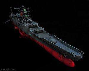 BB-0 Yamato(FallenEarth)
