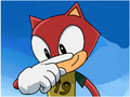 Max in Sonic X