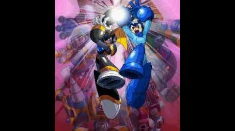 Megaman and Bass Music - Ground Man Theme