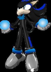Saphire the Hedgehog