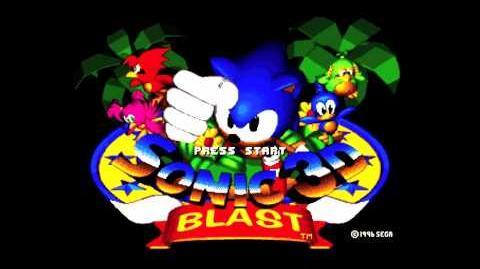 Sonic 3D Blast Final Boss Remix