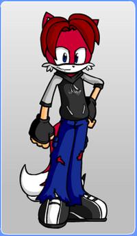 Forza the Fox