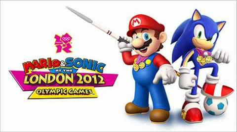 Mario and Sonic At London 2012 Olympic Games OST - Windy Valley Green Grove Remix