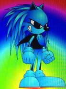 Blade the Hedgehog