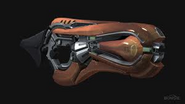 Cuncussion rifle