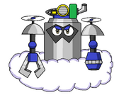 E-Steam Tanker