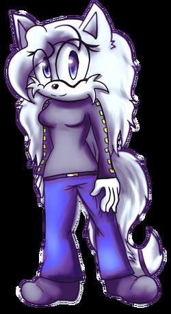 Crystal the Fox4