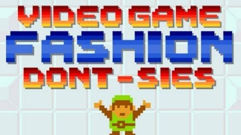 Sonic For Hire Shorts - Link's Video Game Fashion Don't-sies