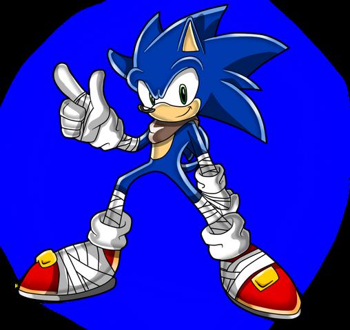 File:Sonic boom sonic sa2b by x shine x-d78q0ej.png