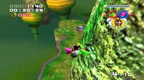 Chaotix Lost Jungle Beginner Strats