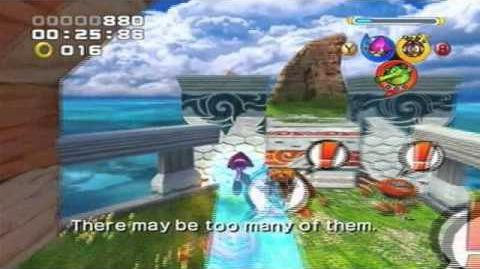 Chaotix Seaside Hill Beginner Strats