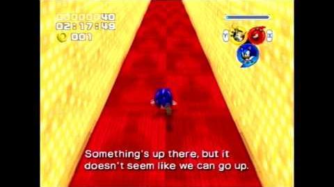 Laser Skip (Sonic)
